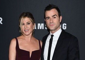 Jennifer Aniston's Husband Justin Theroux Doesn't Hold Back on Brangelina…