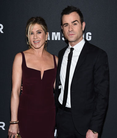 Jennifer Aniston's Husband Justin Theroux Doesn't Hold Back on…