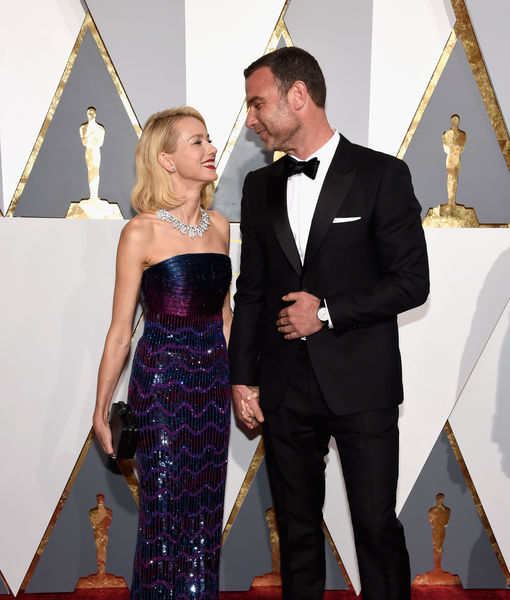Naomi Watts & Liev Schreiber Over the Years