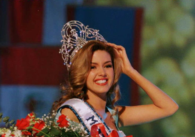 Former Miss Universe Alicia Machado Speaks Out Against Donald Trump