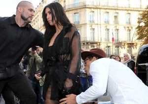 Video! Serial Prankster Vitalii Sediuk Tries to Kiss Kim K's Famous…