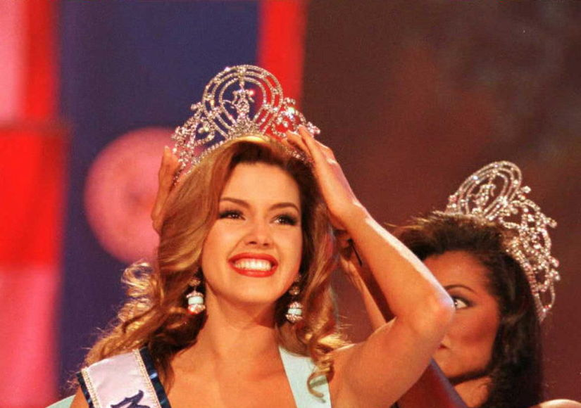 Former Miss Universe's Past Exposed — Did She Have Sex Live on Reality TV?