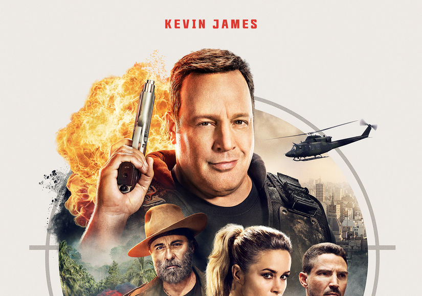 Kevin James Is Mistaken for International Assassin in Netflix Movie — Watch…