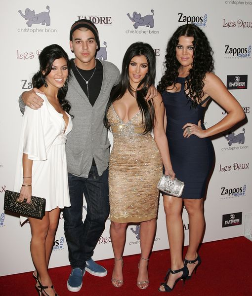 Did Rob Kardashian Have Incestuous Crush on His Sisters?!