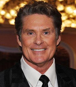 David Hasselhoff says goodbye to 'America's Got Talent'