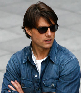 Tom Cruise to star and produce 'Mission/; Impossible IV'