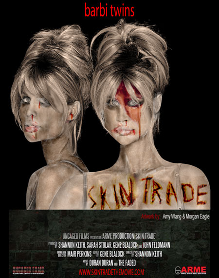 The Barbi Twins Skin Trade poster
