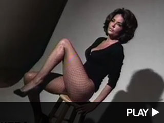 Lisa Rinna poses for Playboy!