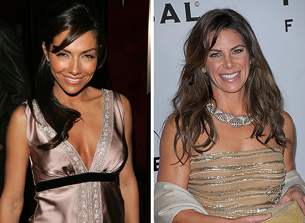 Vanessa Marcil and Jillian Michaels