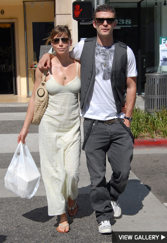 Who is jessica biel dating now
