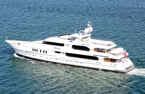Tiger Woods Selling His Yacht... for $25 Mil!
