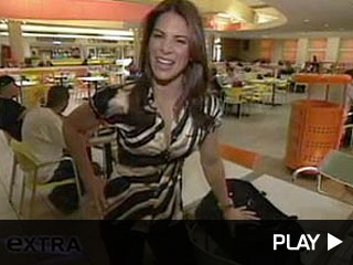 Lifechanger Jillian Michaels talks food court
