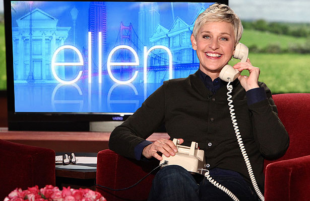 ellen degeneres games on show
