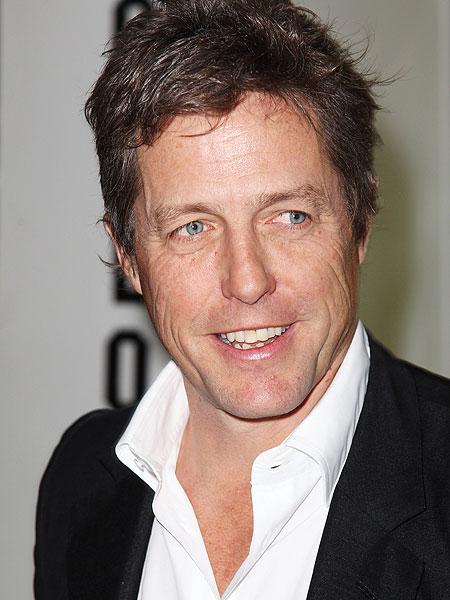 The 57-year old son of father James Grant and mother Fynvola Grant, 180 cm tall Hugh Grant in 2018 photo