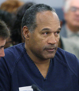 O.J. Simpson's lawyers appealed his conviction