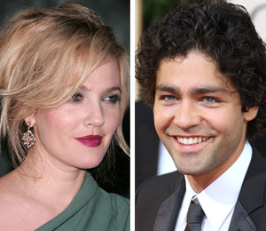 drew barrymore not dating adrian grenier