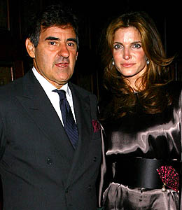 stephanie seymour's divorce gets violent