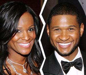 Usher Files for Divorce   ExtraTV.com