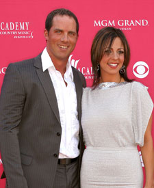Sara Evans and Jay Barker  Touchdown Jay Barker Ex Wife Amy