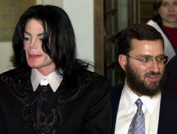 Rabbi Shmuley speaks about Michael