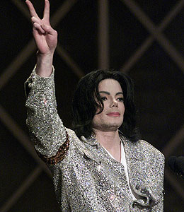 michael jackson honored with star on walk of fame