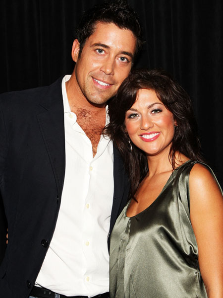 Jillian Harris and Ed Swiderski
