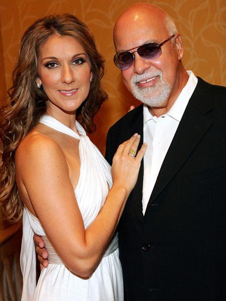 Celine Dion Twins Now