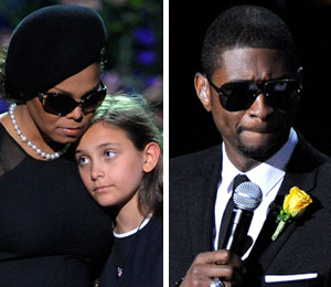 Memorable Moments from the Jackson Memorial