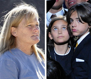 debbie rowe's custody emails exposed