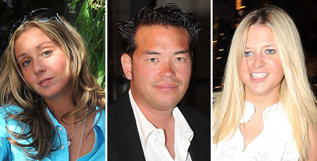 jon gosselin's love triangle