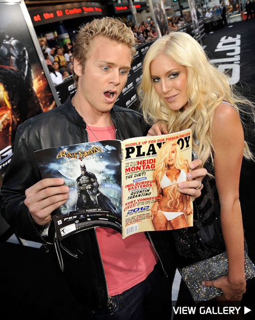 Heidi Montag talks about her Playboy cover