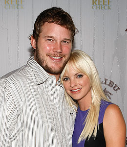 anna faris gets married