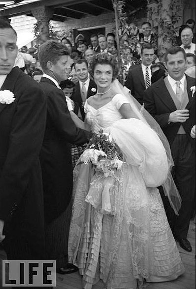 jacqueline kennedy wedding to onassis wwwimgkidcom