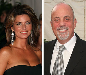shania twain billy joel