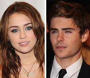 miley cyrus zac efron