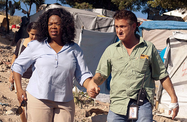 Oprah Teams Up with Se...