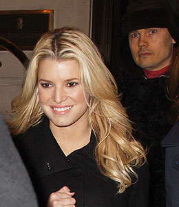 jessica simpson billy corgan