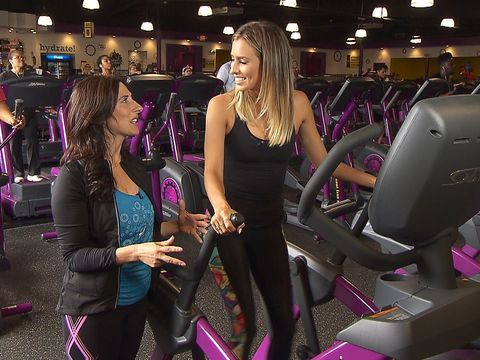 planet fitness expert christine lusita shows us fun and